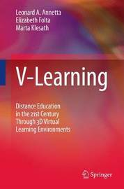 V-Learning by Leonard A. Annetta image