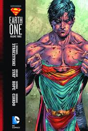 Superman: Earth One Volume 3 HC by J.Michael Straczynski