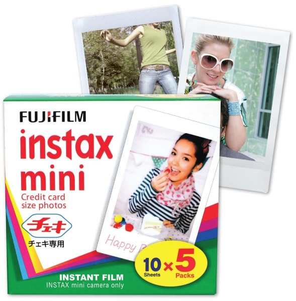 Fujifilm Instax Mini Film 50 Pack image