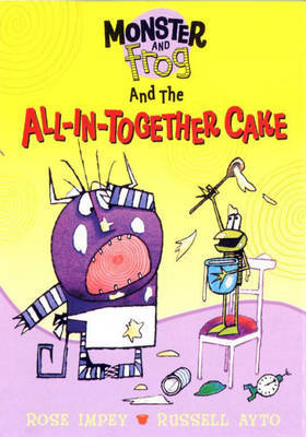 All-in-together Cake by Rose Impey