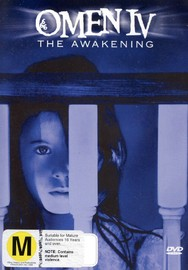 Omen Iv: The Awakening on DVD image