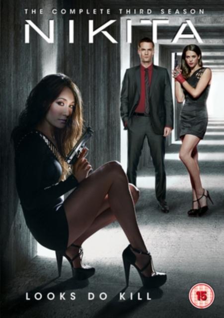 Nikita: The Complete Third Season on DVD
