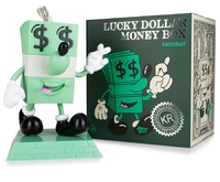 Kidrobot: Lucky Dollar - Money Box Vinyl Figure