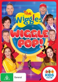 The Wiggles: Pop on DVD