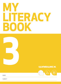 Warwick: My Literacy Book 3