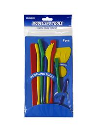 Mungyo: Modelling Tools (9pcs)
