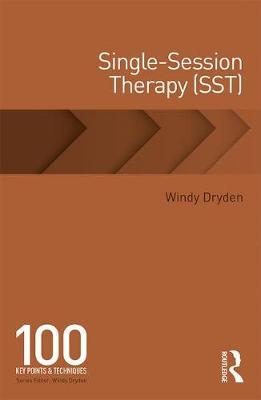 Single-Session Therapy (SST) by Windy Dryden