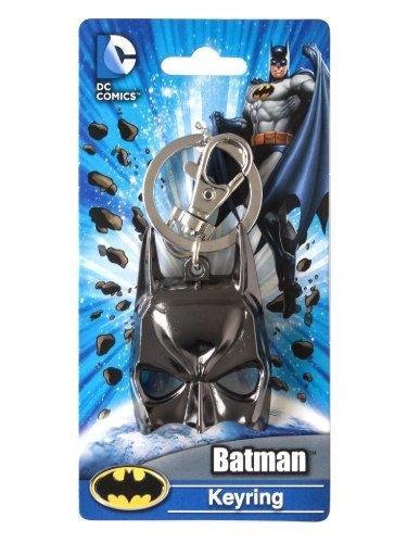 Batman Electroplating Mask Key Chain image