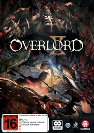 Overlord: The Complete Season 2 on DVD image
