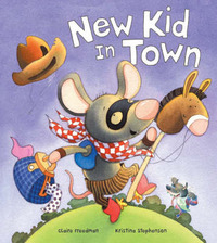 New Kid in Town by Claire Freedman image