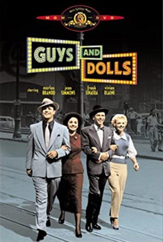 Guys & Dolls on DVD