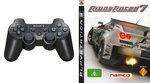 Ridge Racer 7 + SIXAXIS Wireless Controller Bundle for PS3
