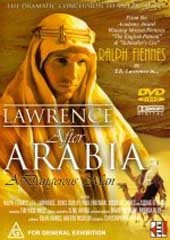 Lawrence After Arabia on DVD