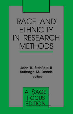 Race and Ethnicity in Research Methods image