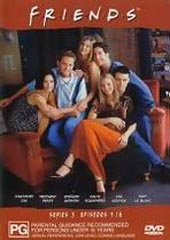 Friends Series 5 Vol 2 on DVD