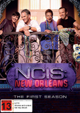 NCIS: New Orleans DVD