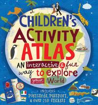 Children's Activity Atlas by Jenny Slater