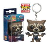 Guardians of the Galaxy: Vol. 2 - Rocket Pocket Pop! Key Chain