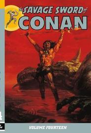 Savage Sword Of Conan Volume 14 by Chuck Dixon
