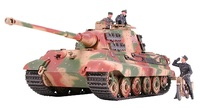 Tamiya 1/35 King Tiger Ardennes Front - Model Kit