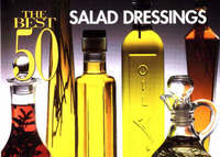 The Best 50 Salad Dressings by Stacey Printz