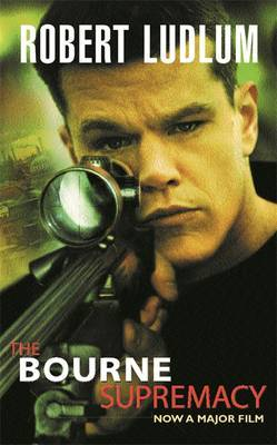 The Bourne Supremacy by Robert Ludlum image