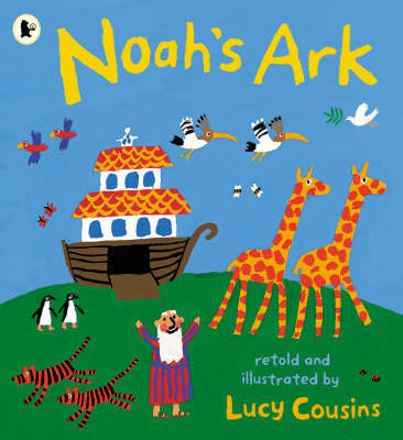 Noah's Ark by Lucy Cousins image