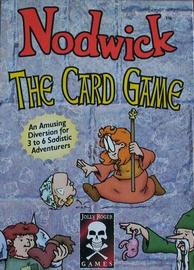 Nodwick: The Card Game image