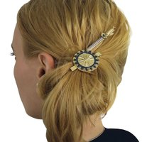 Wonder Woman: Sword & Shield - Hair Clip Set