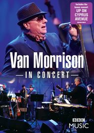 Van Morrison: In Concert on Blu-ray