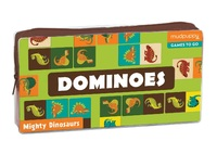 Mudpuppy: Mighty Dinosaurs Dominoes