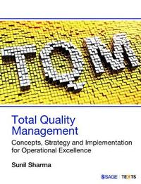 Total Quality Management by Sunil Sharma