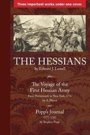 The Hessians by Edward J Lowell image