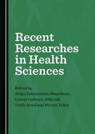 Recent Researches in Health Sciences image
