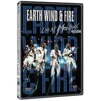 Earth, Wind And Fire - Live At Montreux 1997 on DVD image
