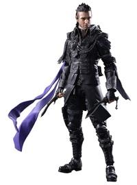 Final Fantasy XV: Nyx Ulric - Play Arts Kai Figure