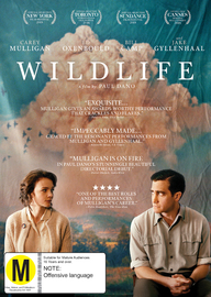 Wildlife on DVD image