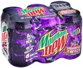 Mountain Dew Passionfruit Cans 355ml (24 Pack)