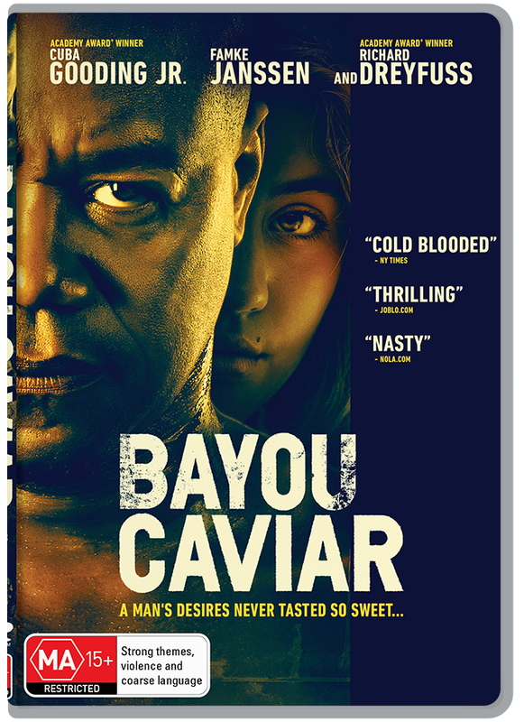 Bayou Caviar on DVD
