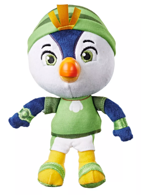 "Top Wings: Brody - 5"" Character Plush"
