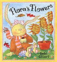 Flora's Flowers by Debi Gliori image