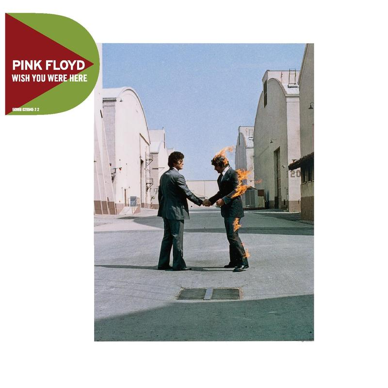 Wish You Were Here (Discovery Edition) [Remastered 2011] by Pink Floyd image