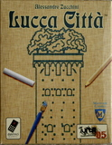 Lucca Citta - card game