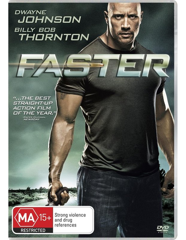 Faster on DVD