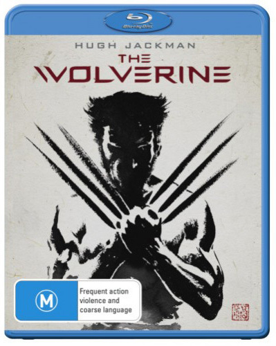 The Wolverine on Blu-ray