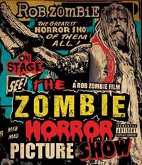 The Zombie Horror Picture Show on Blu-ray image