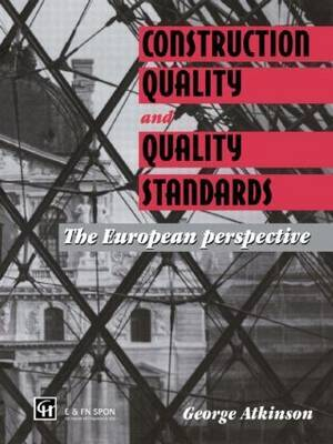Construction Quality and Quality Standards by George Atkinson image