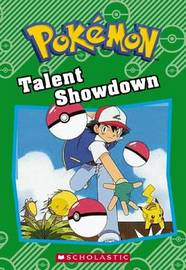 Talent Showdown by Tracey West