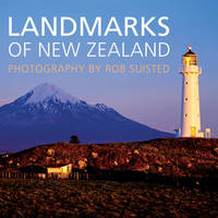 Landmarks of New Zealand by Matt Turner