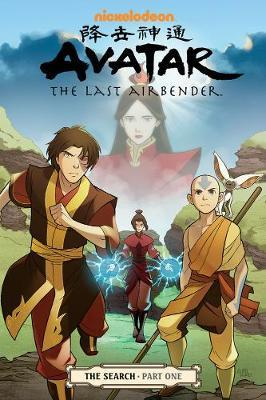 Avatar: The Last Airbender: Part 1: Search by Gene Luen Yang